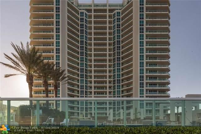101 S Fort Lauderdale Beach Blvd #2703, Fort Lauderdale, FL 33316 (MLS #F10185419) :: Patty Accorto Team