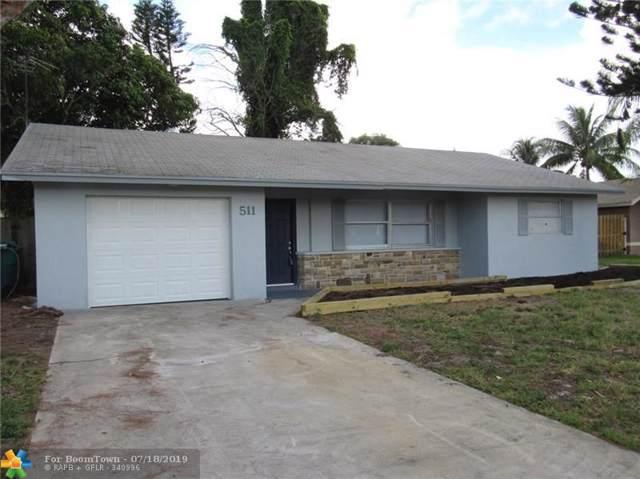 511 NW 7th Ct, Boynton Beach, FL 33426 (#F10185432) :: Weichert, Realtors® - True Quality Service