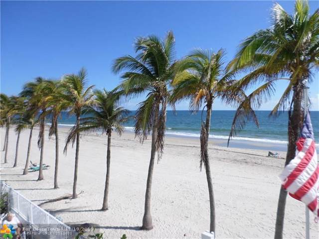 1360 S Ocean Blvd #2206, Pompano Beach, FL 33062 (#F10185435) :: Signature International Real Estate