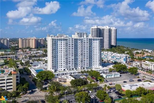 3015 N Ocean Blvd 6B, Fort Lauderdale, FL 33308 (MLS #F10185611) :: The O'Flaherty Team