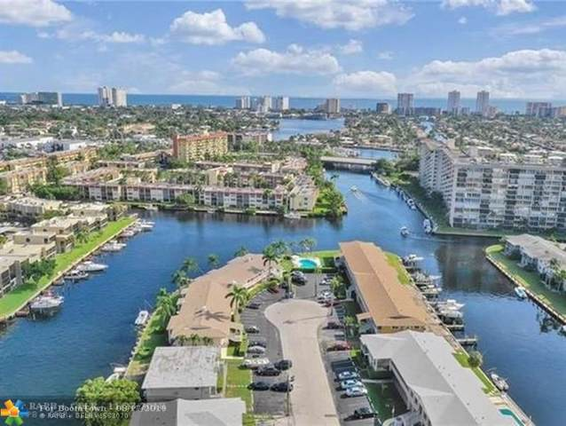 701 SE 7th Ave #8, Pompano Beach, FL 33060 (MLS #F10185707) :: Berkshire Hathaway HomeServices EWM Realty
