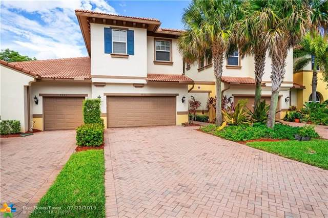 5937 NW 117th Dr #5937, Coral Springs, FL 33076 (MLS #F10185827) :: The Paiz Group