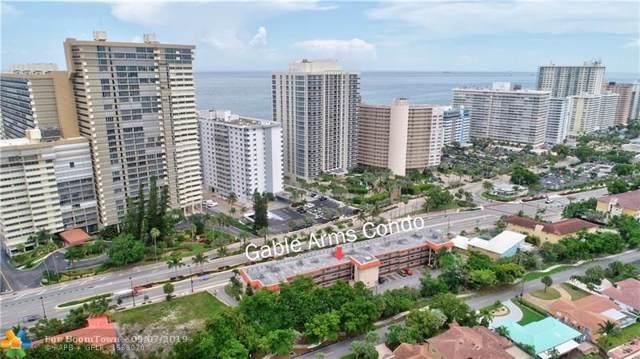 4143 N Ocean Blvd #307, Fort Lauderdale, FL 33308 (MLS #F10185961) :: Patty Accorto Team