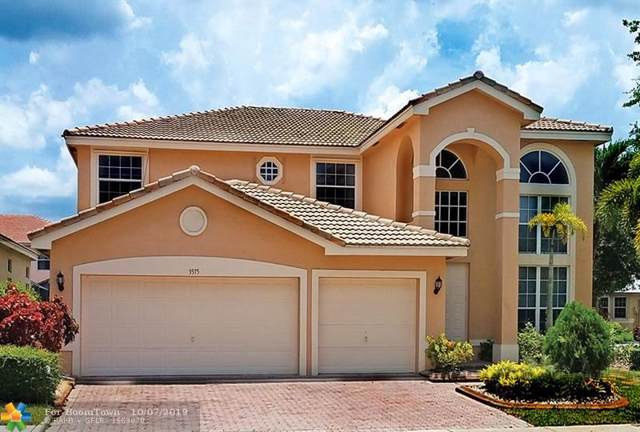 3575 SW 173rd Way, Miramar, FL 33029 (MLS #F10185976) :: Green Realty Properties