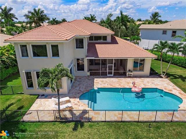 7686 NW 116th Ln, Parkland, FL 33076 (MLS #F10185990) :: The Paiz Group