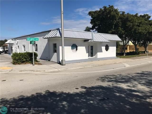 1401 E Atlantic Blvd, Pompano Beach, FL 33060 (MLS #F10186197) :: The MPH Team