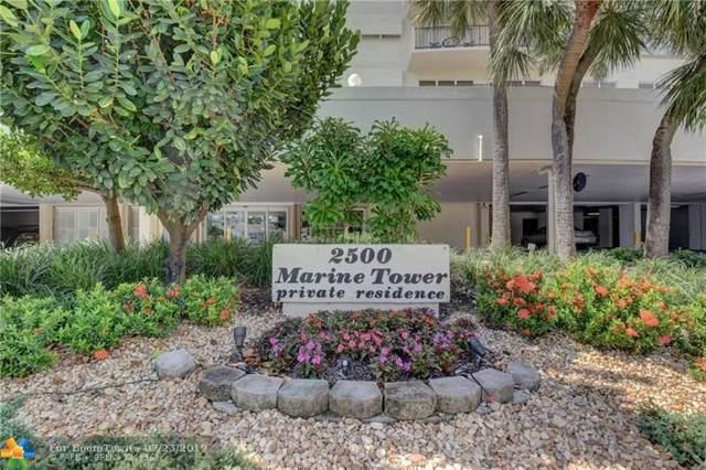 2500 E Las Olas Blvd #606, Fort Lauderdale, FL 33301 (MLS #F10186217) :: GK Realty Group LLC