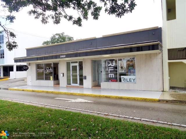 2852 E Oakland Park Blvd Fr1, Fort Lauderdale, FL 33306 (MLS #F10187600) :: The Paiz Group