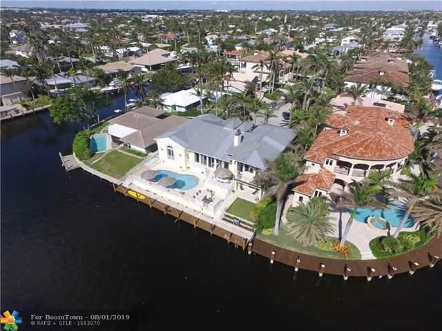 2880 NE 32nd St, Lighthouse Point, FL 33064 (MLS #F10187655) :: GK Realty Group LLC