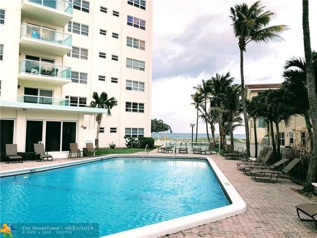 6000 N Ocean Blvd 3H, Lauderdale By The Sea, FL 33308 (MLS #F10187872) :: Berkshire Hathaway HomeServices EWM Realty