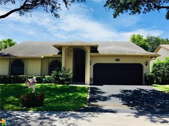 9849 NW 54 Place, Coral Springs, FL 33076 (MLS #F10188230) :: United Realty Group