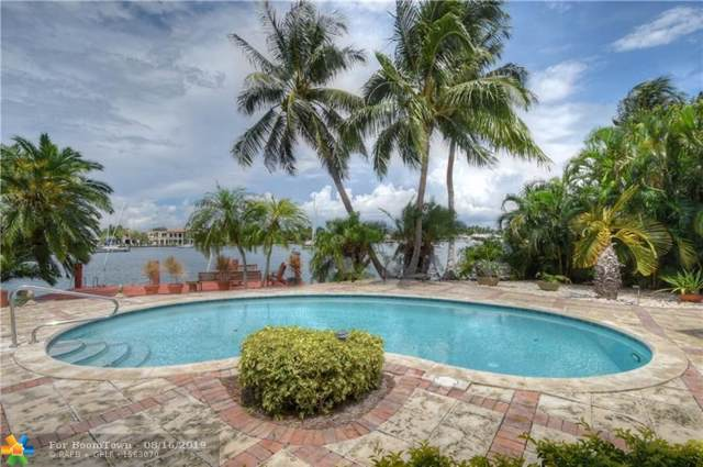 1515 E Lake Dr, Fort Lauderdale, FL 33316 (MLS #F10188303) :: The Howland Group