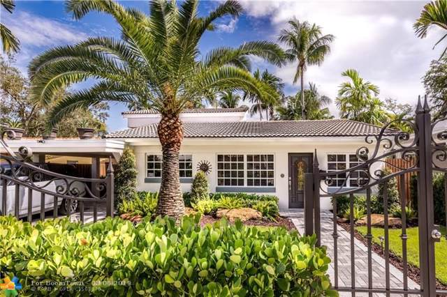 1205 SE 11th Ct, Fort Lauderdale, FL 33316 (MLS #F10188355) :: The Howland Group