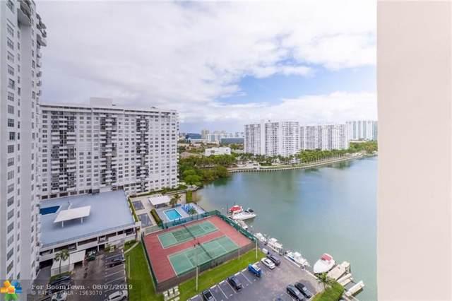 18071 Biscayne Blvd #1604, Aventura, FL 33160 (MLS #F10188493) :: Castelli Real Estate Services