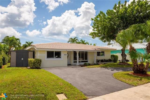 268 SE 3rd Ter, Pompano Beach, FL 33060 (MLS #F10189076) :: Berkshire Hathaway HomeServices EWM Realty