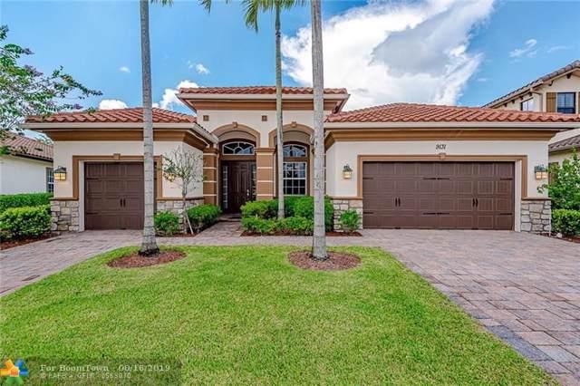 9131 Edgewater Bnd, Parkland, FL 33076 (MLS #F10189212) :: Berkshire Hathaway HomeServices EWM Realty