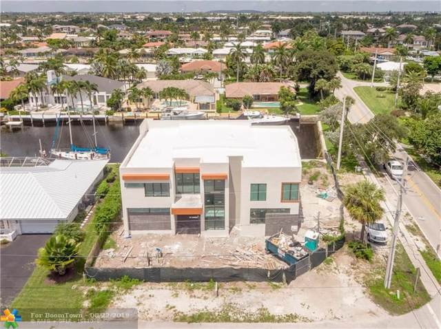 3841 NE 27th Ter, Lighthouse Point, FL 33064 (MLS #F10189307) :: Castelli Real Estate Services