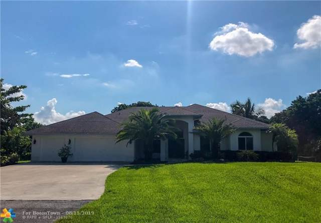 5742 SW 130 AVE, Southwest Ranches, FL 33330 (MLS #F10189340) :: RICK BANNON, P.A. with RE/MAX CONSULTANTS REALTY I