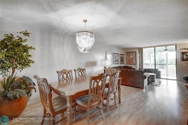 3485 Environ Blvd C202, Lauderhill, FL 33319 (MLS #F10189783) :: Green Realty Properties