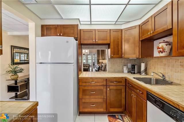1055 Country Club Dr #106, Margate, FL 33063 (MLS #F10190034) :: Berkshire Hathaway HomeServices EWM Realty