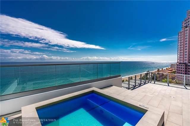 2200 N Ocean Blvd N903, Fort Lauderdale, FL 33305 (MLS #F10190074) :: Green Realty Properties