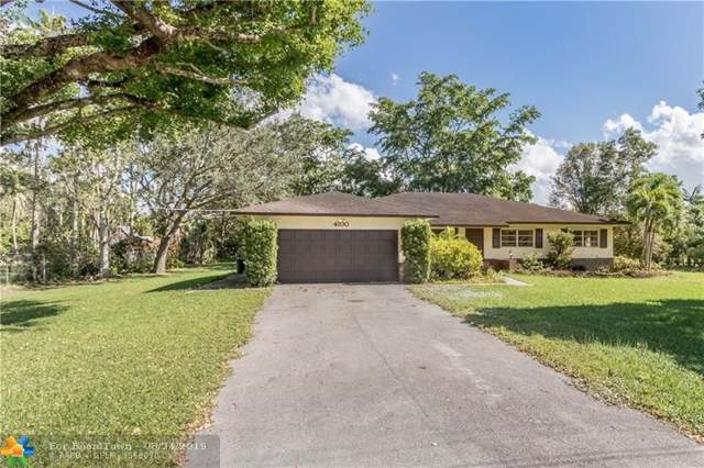 4700 SW 166th Ave, Southwest Ranches, FL 33331 (MLS #F10190173) :: RICK BANNON, P.A. with RE/MAX CONSULTANTS REALTY I