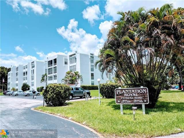 6921 Cypress Rd B19, Plantation, FL 33317 (MLS #F10190239) :: Patty Accorto Team