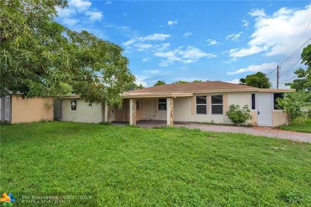 228 NW 13th Ct, Dania Beach, FL 33004 (MLS #F10190356) :: Castelli Real Estate Services