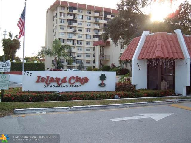 777 S Federal #414, Pompano Beach, FL 33062 (MLS #F10190501) :: Berkshire Hathaway HomeServices EWM Realty
