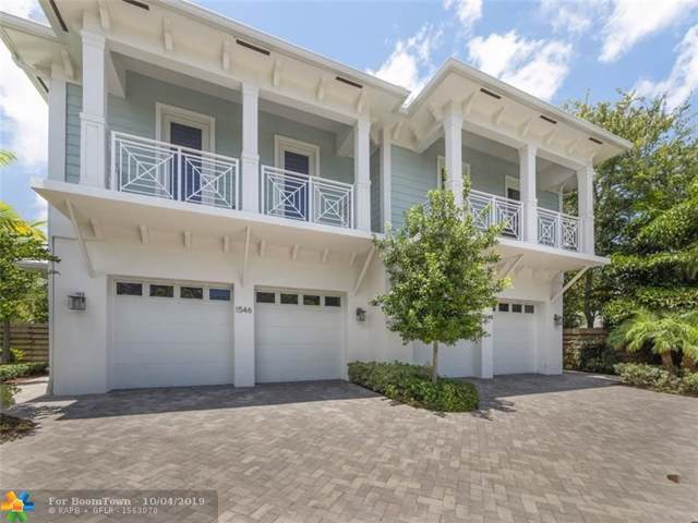 1546 Argyle Dr #3, Fort Lauderdale, FL 33312 (MLS #F10190776) :: RICK BANNON, P.A. with RE/MAX CONSULTANTS REALTY I