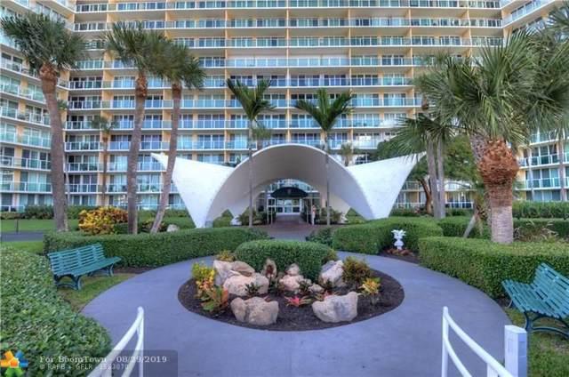 333 NE 21st Ave #504, Deerfield Beach, FL 33441 (MLS #F10190791) :: Patty Accorto Team