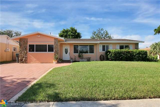 7101 Charleston St, Hollywood, FL 33024 (MLS #F10190937) :: Green Realty Properties