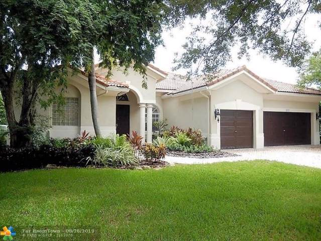 4823 NW 124th Way, Coral Springs, FL 33076 (MLS #F10191130) :: United Realty Group