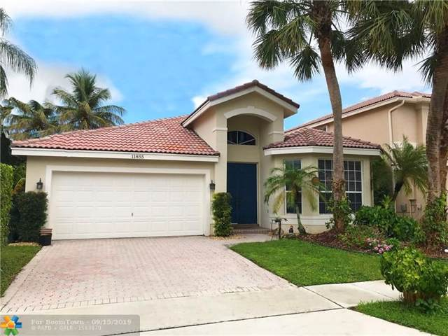 11855 NW 53rd Ct, Coral Springs, FL 33076 (MLS #F10191375) :: United Realty Group