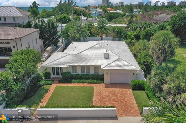 3326 NE 17th Ct, Fort Lauderdale, FL 33305 (MLS #F10191468) :: RICK BANNON, P.A. with RE/MAX CONSULTANTS REALTY I