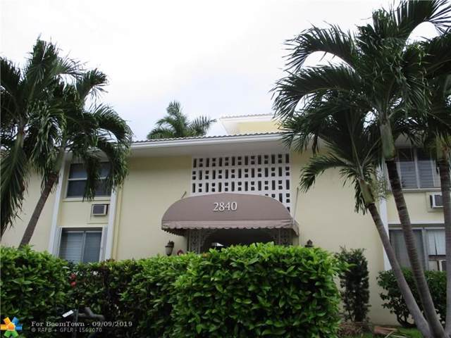 2840 NE 33rd Ct #5, Fort Lauderdale, FL 33306 (MLS #F10191512) :: GK Realty Group LLC