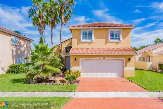 19333 SW 4th St, Pembroke Pines, FL 33029 (MLS #F10191629) :: Castelli Real Estate Services