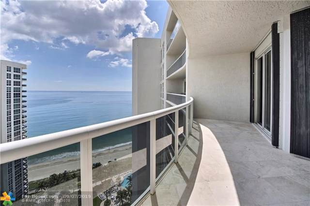 3100 N Ocean Blvd #2603, Fort Lauderdale, FL 33308 (MLS #F10191736) :: GK Realty Group LLC