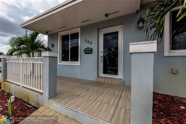 599 W 45th Pl, Hialeah, FL 33012 (MLS #F10192631) :: Castelli Real Estate Services