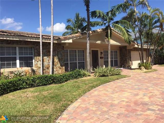 3801 NE 25TH AVE, Lighthouse Point, FL 33064 (MLS #F10192884) :: Laurie Finkelstein Reader Team