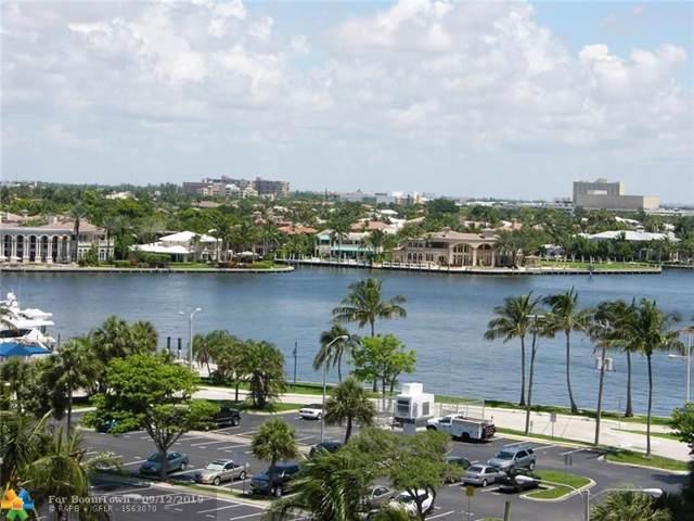 200 S Birch Rd #807, Fort Lauderdale, FL 33316 (MLS #F10192890) :: The Paiz Group