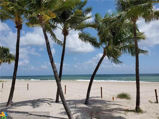 1000 S Ocean Blvd 10 I, Pompano Beach, FL 33062 (MLS #F10193055) :: Patty Accorto Team