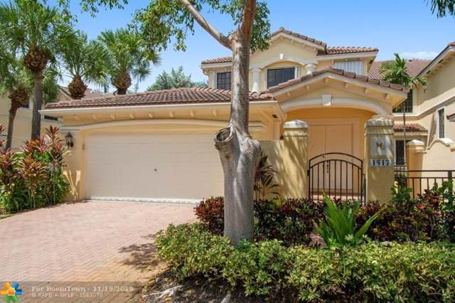 1517 Passion Vine Cir #1517, Weston, FL 33326 (MLS #F10193417) :: THE BANNON GROUP at RE/MAX CONSULTANTS REALTY I