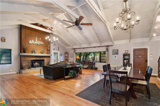 1687 NE 34th Dr, Oakland Park, FL 33334 (MLS #F10193453) :: Green Realty Properties