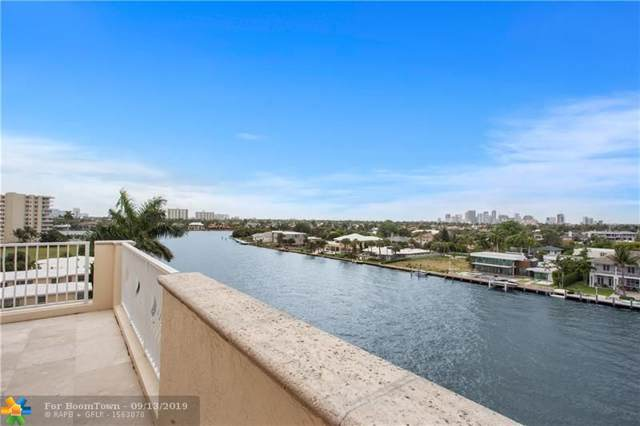 615 Bayshore Dr #603, Fort Lauderdale, FL 33304 (MLS #F10193527) :: GK Realty Group LLC