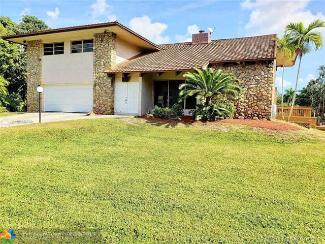 4450 SW 102nd Ave, Davie, FL 33328 (MLS #F10193543) :: RICK BANNON, P.A. with RE/MAX CONSULTANTS REALTY I