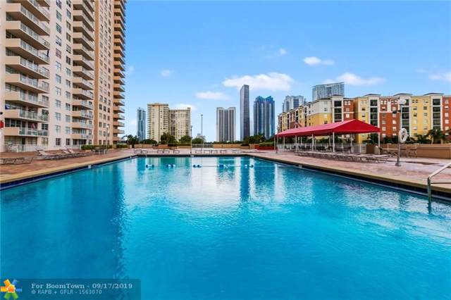 250 174th St #914, Sunny Isles Beach, FL 33160 (MLS #F10193740) :: Castelli Real Estate Services