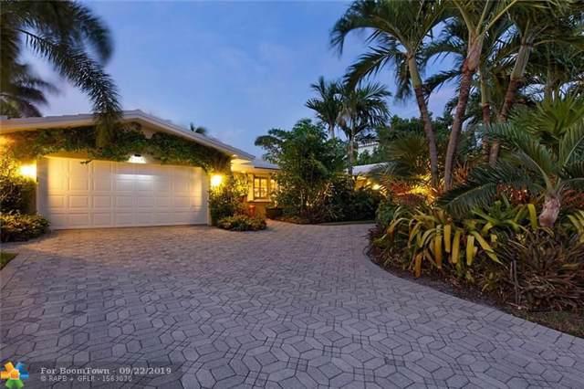 2521 NE 35th St, Lighthouse Point, FL 33064 (MLS #F10193948) :: Green Realty Properties
