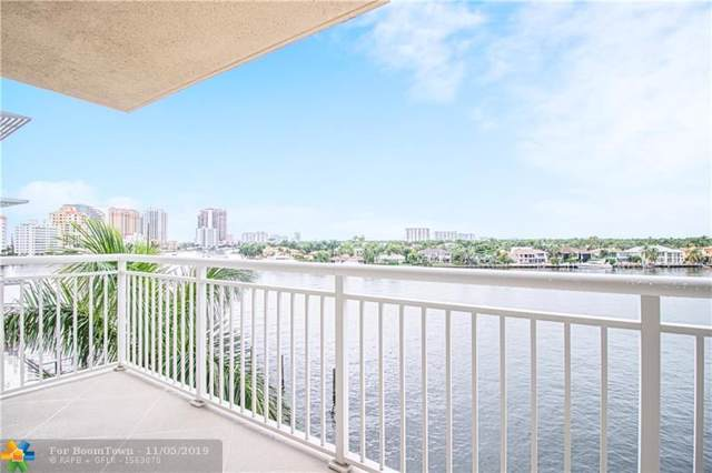 511 SW Bayshore Drive #601, Fort Lauderdale, FL 33304 (MLS #F10194016) :: The O'Flaherty Team