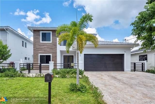 4485 SW 25th Ter, Dania Beach, FL 33312 (MLS #F10194149) :: Green Realty Properties